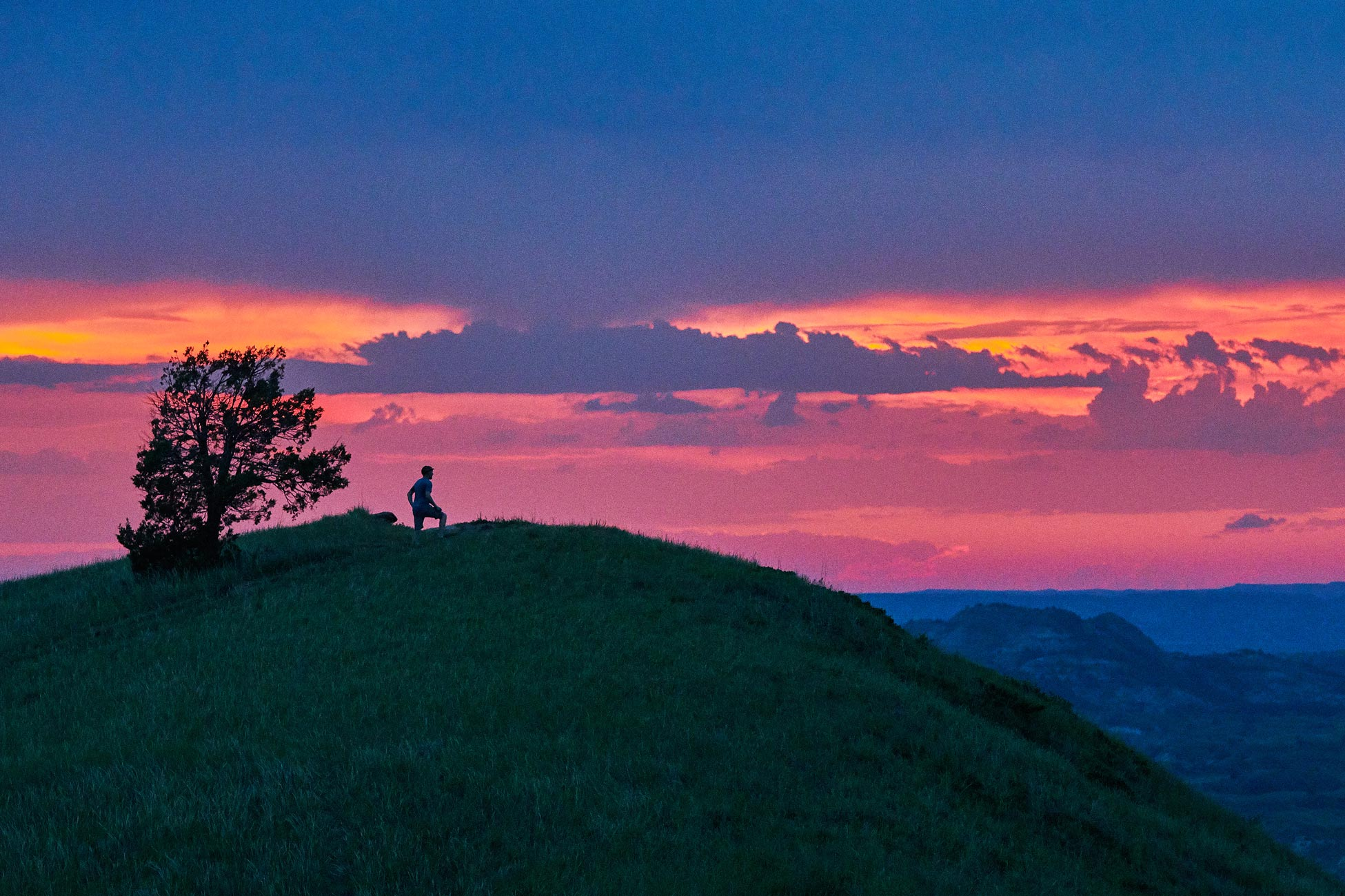 North_Dakota_Hilltop_Sunset