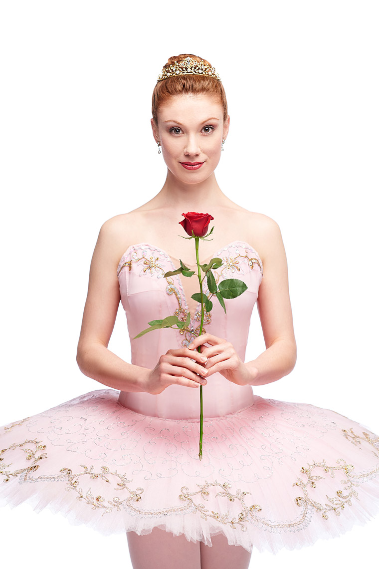 Saint Louis ballet marketing for sleeping beauty in 2016.
