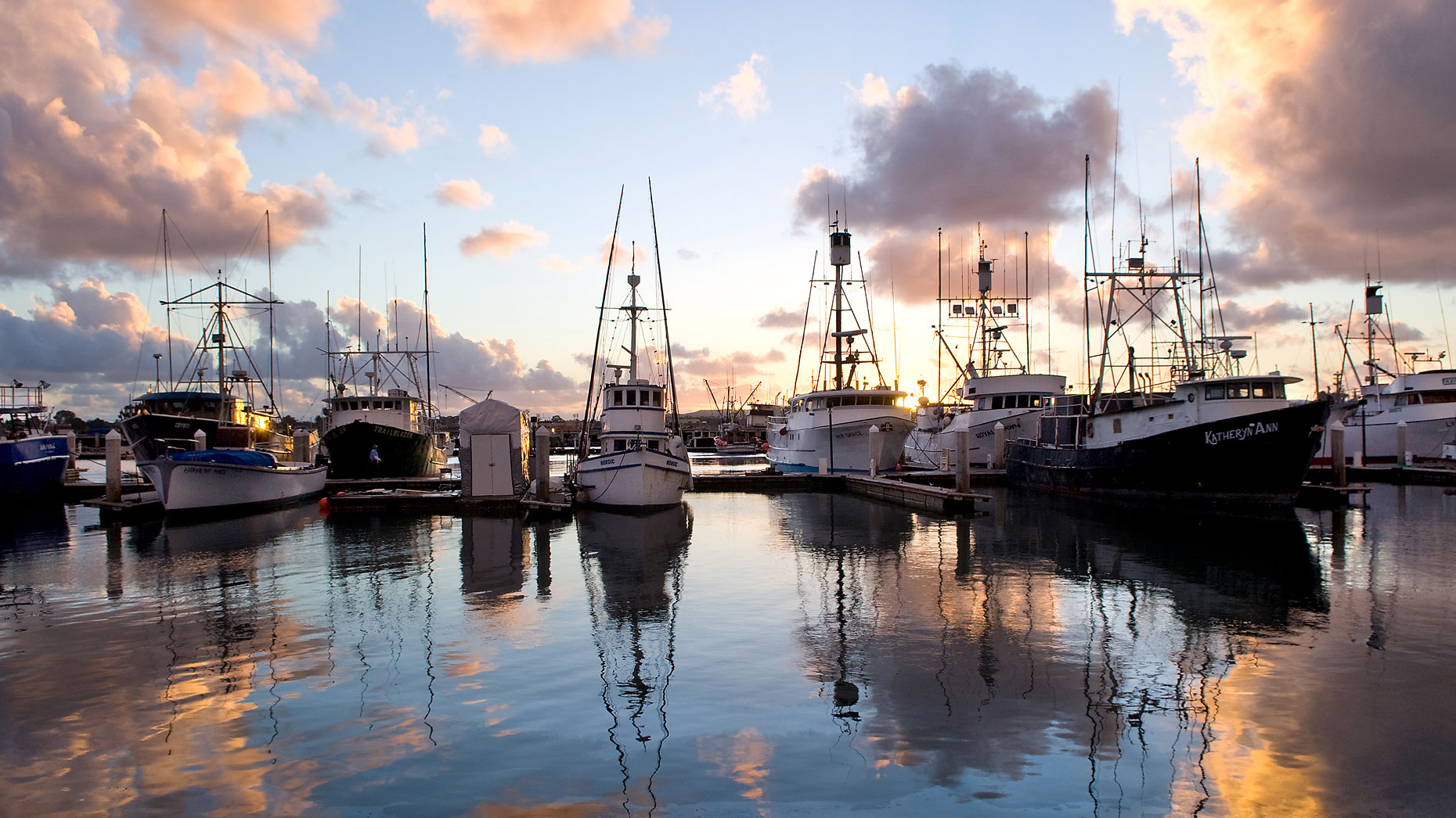 San-Diego-Fishing-Boats-Harbor